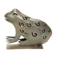 Frog Iron Lantern