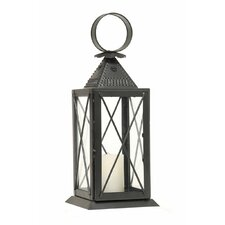 Raleigh Tavern Iron and Glass Lantern
