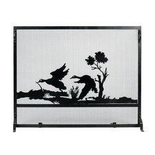 Mallard Fireplace Screen