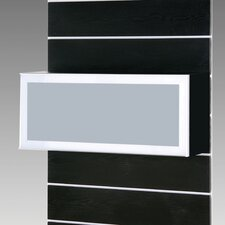 System 21 Office Glass Door Cabinet for Bookcase