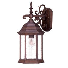 <strong>Acclaim Lighting</strong> Madison 1 Light Wall Lantern