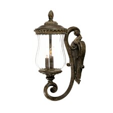 <strong>Acclaim Lighting</strong> Bel Air 3 Light Wall Lantern