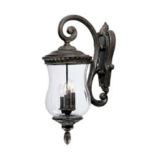 Bel Air 4 Light Wall Lantern