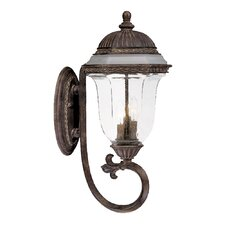 Venice 3 Light Wall Lantern