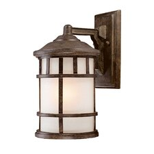 Vista 1 Light Wall Lantern