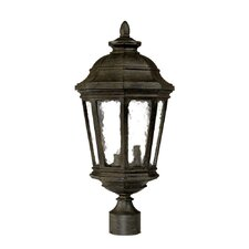 <strong>Acclaim Lighting</strong> Barrington 3 Light Outdoor Post Lantern