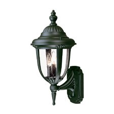 <strong>Acclaim Lighting</strong> Monterey 3 Light Wall Lantern