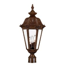 Dorchester 3 Light Outdoor Lantern