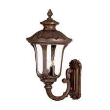 Augusta 4 Light Wall Lantern