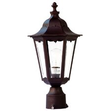 <strong>Acclaim Lighting</strong> Tidewater 1 Light Outdoor Post Lantern