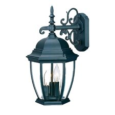 <strong>Acclaim Lighting</strong> Wexford 3 Light Wall Lantern