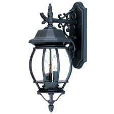 Chateau 3 Light Wall Lantern