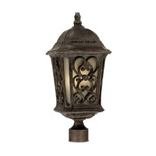 <strong>Acclaim Lighting</strong> Manorgate 3 Light Outdoor Post Lantern