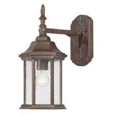 <strong>Acclaim Lighting</strong> Craftsman 1 Light Wall Lantern