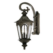 <strong>Acclaim Lighting</strong> Marietta 3 Light Wall Lantern