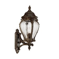 Nottingham 3 Light Wall Lantern