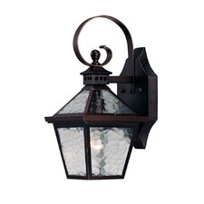<strong>Acclaim Lighting</strong> Bay Street 1 Light Wall Lantern