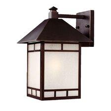 Artisan 1 Light Wall Lantern