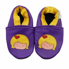 Little Girl Soft Sole Leather Baby Shoes