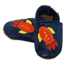 Rocket Soft Sole Leather Baby Shoes