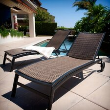 <strong>RST Outdoor</strong> Zen Chaise Lounger (Set of 2)
