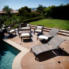 Zen 7 Piece Lounge Seating Group