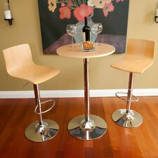Melrose 3 Piece Dining Set