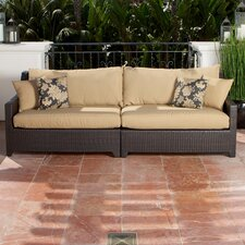 Delano Sofa with Cushions