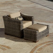 Resort Deep Seating Chair