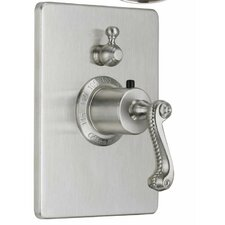 Santa Monica Styletherm Volume Control Shower Faucet Trim