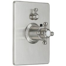 Venice StyleTherm Volume Control Shower Trim
