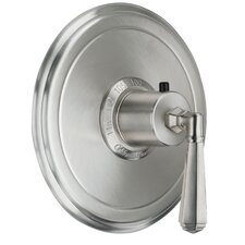 <strong>California Faucets</strong> Monterey StyleTherm Volume Control Shower Faucet Trim