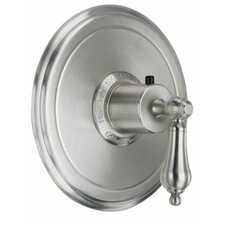 <strong>California Faucets</strong> Coronado StyleTherm Thermostatic Shower Faucet Trim