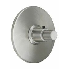 <strong>California Faucets</strong> Avalon Styletherm Thermostatic Shower Faucet Trim
