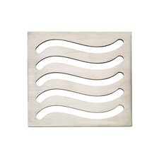 <strong>California Faucets</strong> Wave Decorative Trim Grid Only