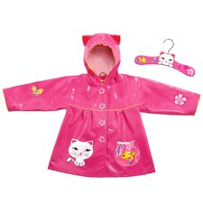 <strong>Kidorable</strong> Cat Raincoat