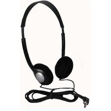 Personal Economical Stereo Headphone (Set of 100)