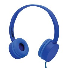 Kidz Phonz Stereo Headphone with In-Line Microphone