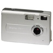 Digital Camera with Flash