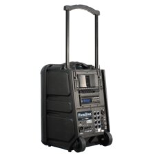 Wireless Portable 100 Watt PA System