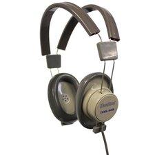 Deluxe Binaural Stereo Headset