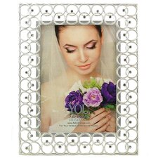 Cecily Circles and Stones Picture Frame