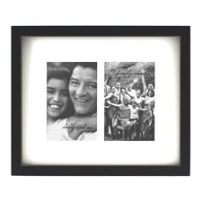 Grenon Matted Double Picture Frame