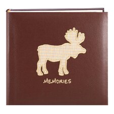 Bullwinkle-Moose Book Album