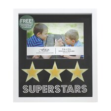 Expressions Gilly Superstars Expressions Shadowbox Picture Frame