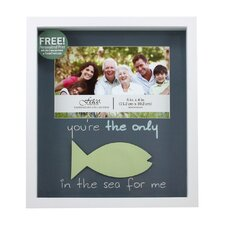 Expressions Gilly Fish Expressions Shadowbox Picture Frame