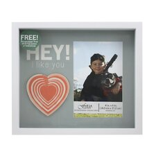Expressions Gilly Heart Expressions Shadowbox Picture Frame