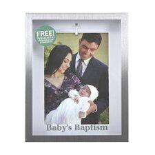 Baby Kella Baptism Picture Frame