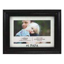 Expressions Boch #1 Papa Picture Frame