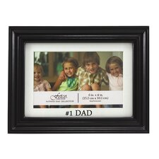 Expressions Boch #1 Dad Picture Frame